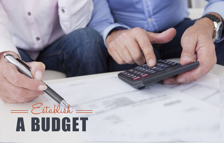 establish a kitchen remodel budget