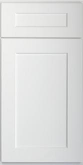 Shaker White Sample Door