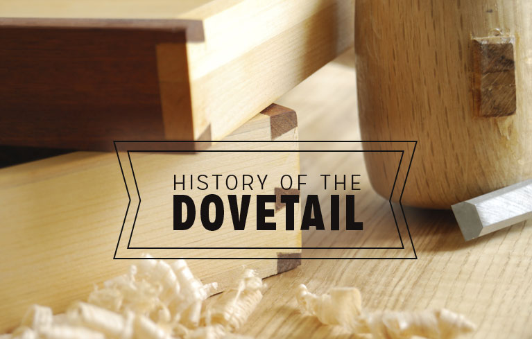 Dovetail joints have a long history.