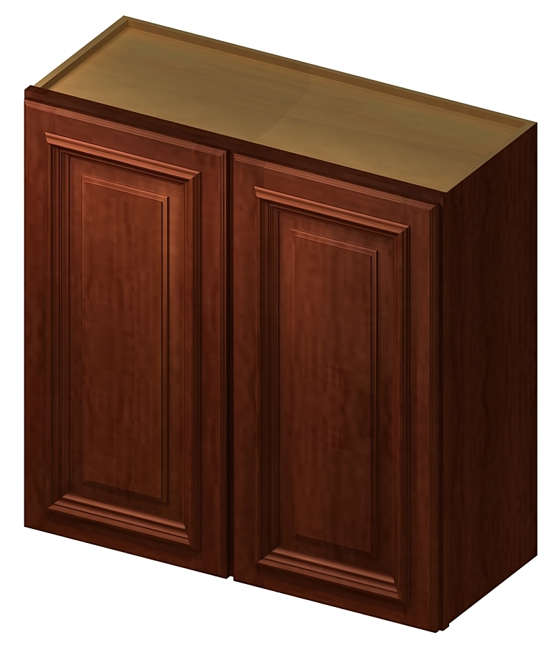 W3630 Wall Cabinet 36 inch by 30 inch Cambridge Sable