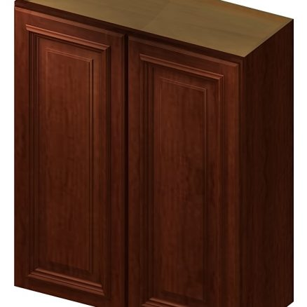 W3036 Wall Cabinet 30 inch by 36 inch Cambridge Sable
