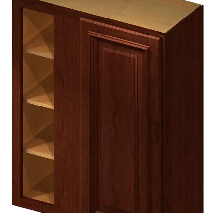 WBC2730 Wall Blind Cabinet 27 inch by 30 inch Cambridge Sable