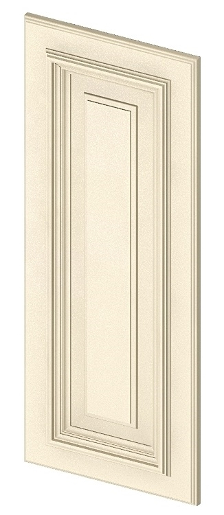 WDEP36 Wall Decorative Panel 36 inch Cambridge Antique White
