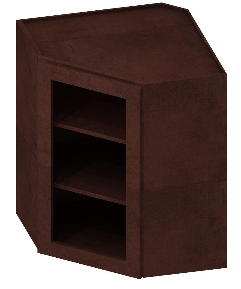 SE-DCW2742GD - Diagonal Corner Wall Cabinets - 27 inch ...