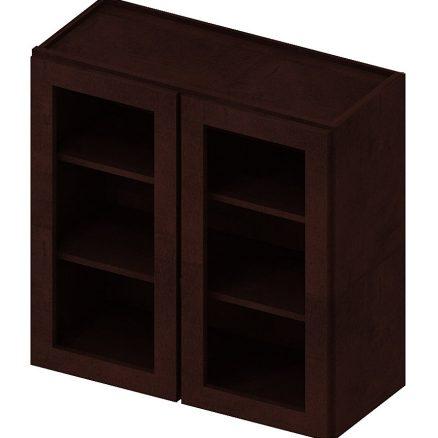 "SE-W3042 - 42"" High Wall Cabinet-Double Door - 30 inch ..."