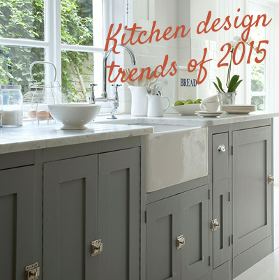 Then And Now A Recap Of Last Year S Trends And What Kitchen Design Trends You Ll See In 2015