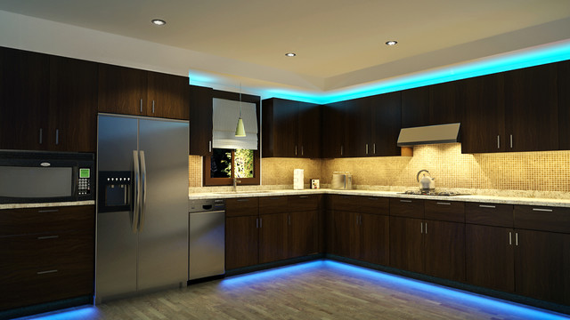 Kitchen Led Lighting Ideas