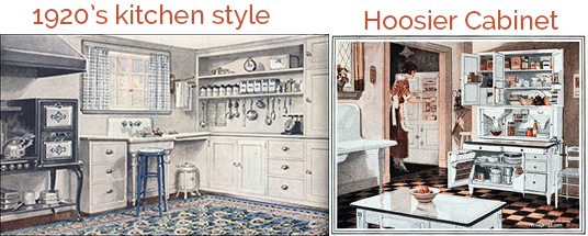 100 Yrs Of Kitchen Style And What S Popular Today Cabinetcorp