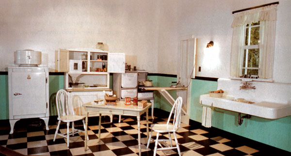 48 Yrs Of Kitchen Style And What's Popular Today CabinetCorp Adorable 1930 Kitchen Design