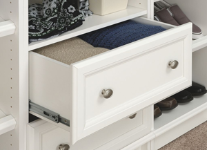 Four-sided Drawer Construction