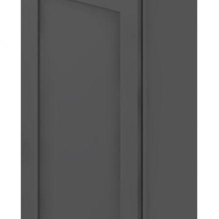 W1536 Wall Cabinet 15 inch by 36 inch Shaker Gray