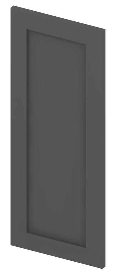 WDEP36 Wall Decorative Panel 36 inch Shaker Gray