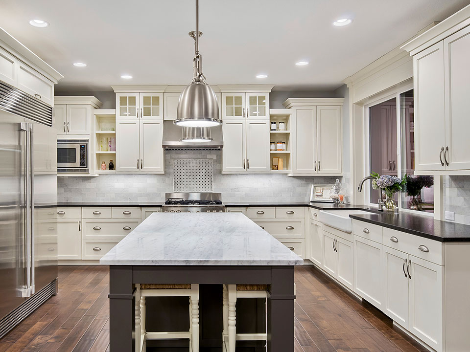 Top 3 Things To Look For In New Kitchen Cabinets