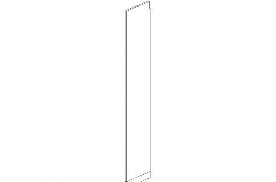 White Upright