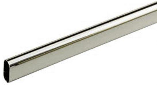 "Brushed Nickel 30"" Closet Rod Pack (2 rods)"