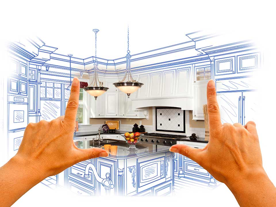 Choosing the right kitchen cabinet can be difficult