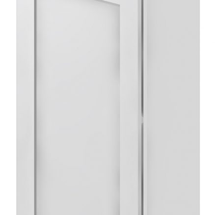 W1536 Wall Cabinet 15 inch by 36 inch Shaker Antique White