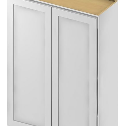 W2742 Wall Cabinet 27 inch by 42 inch Shaker Antique White