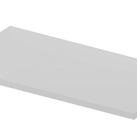 S2496 Shelf Board Shaker Antique White