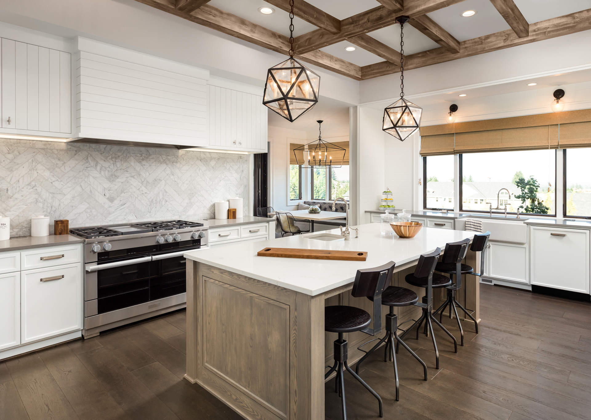 How To Optimize Your Kitchen Space For Winter And The Holidays ...