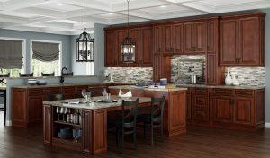 Cambridge Sable kitchen cabinets