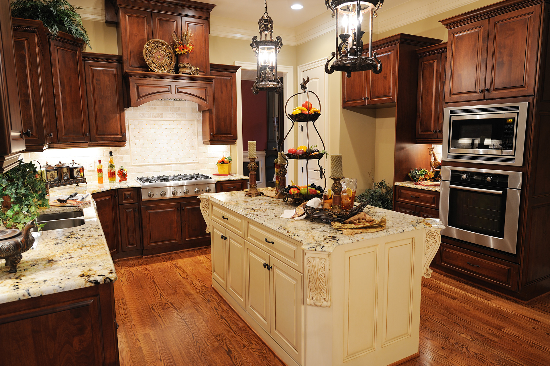 Kitchen Cabinets 101 - CabinetCorp on galley kitchen with center island, white kitchen with center island, u shaped breakfast nook, kitchen cabinet design with center island, u shaped family room, small kitchen with center island, kitchen layouts with center island,