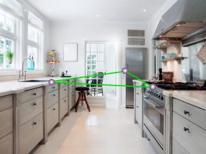 kitchen layout triangle