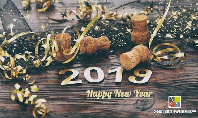 happy-new-year CabinetCorp 2019