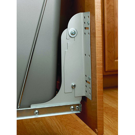 RV DM17 KIT - Silver Door Mount Kit