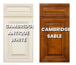 cambridge style cabinets