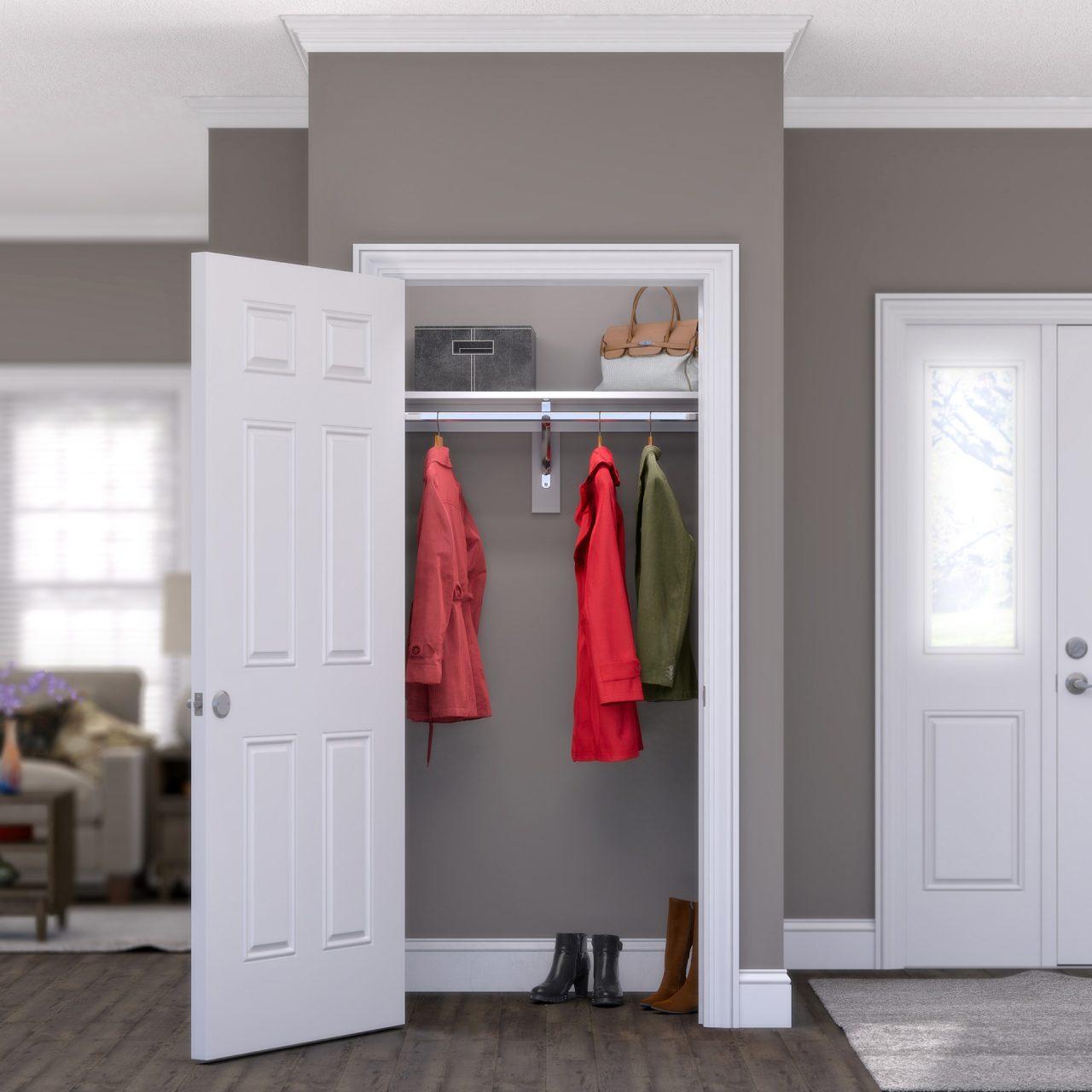 Coat closets