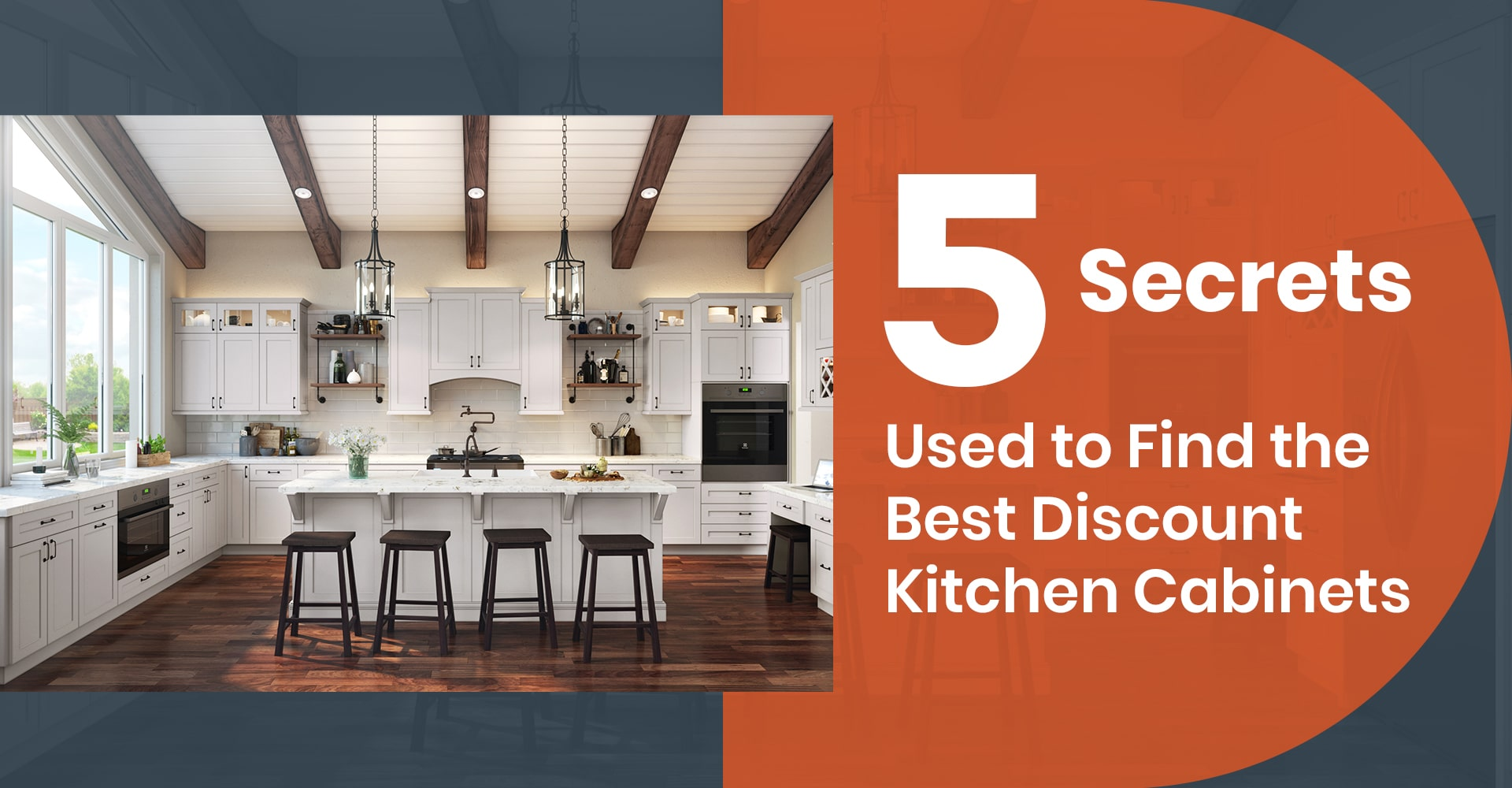 5 Secrets to Find the Best Discount Kitch-en Cabinets