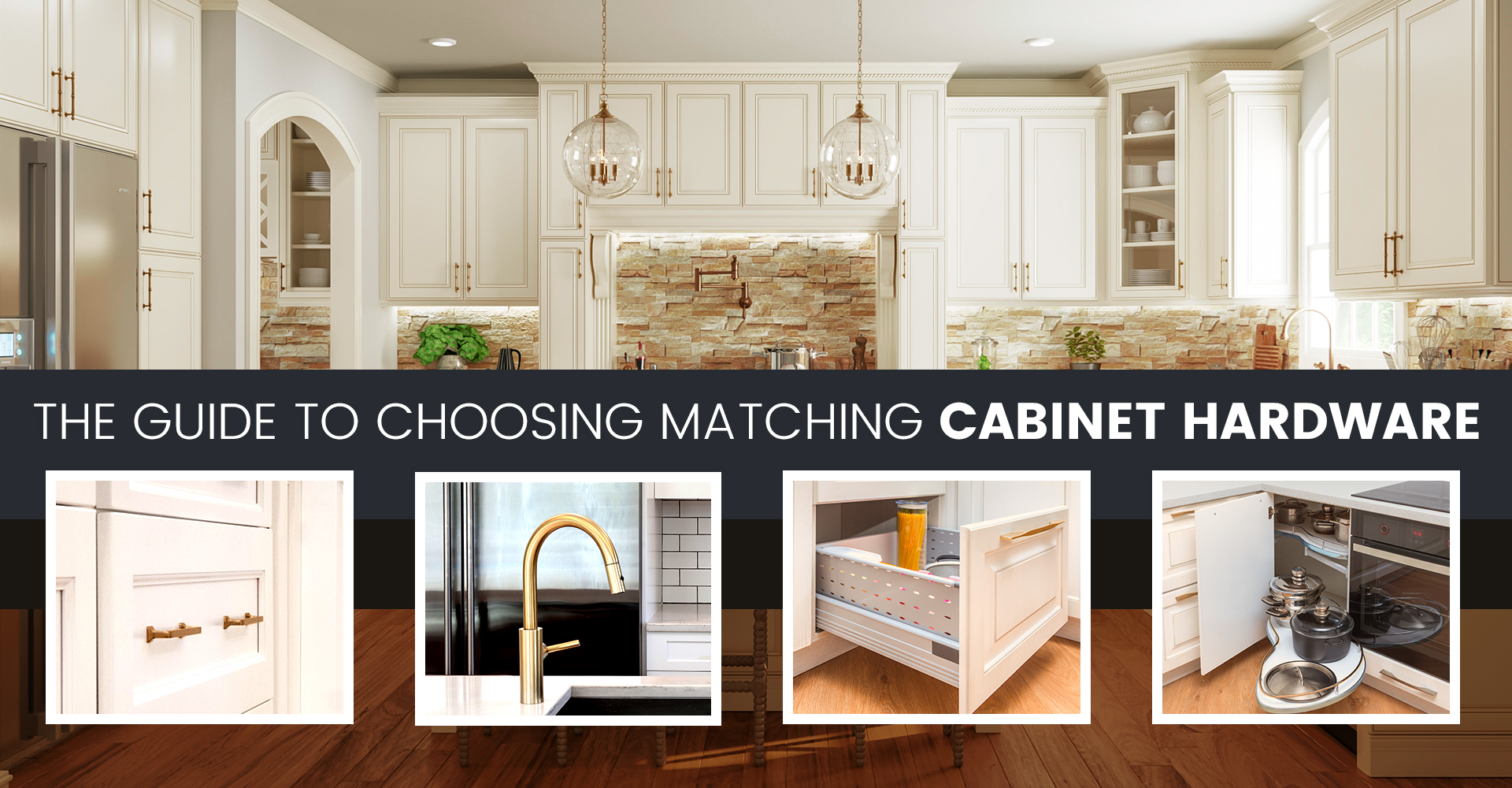 The Guide to Choosing Matching Cabinet Hardware