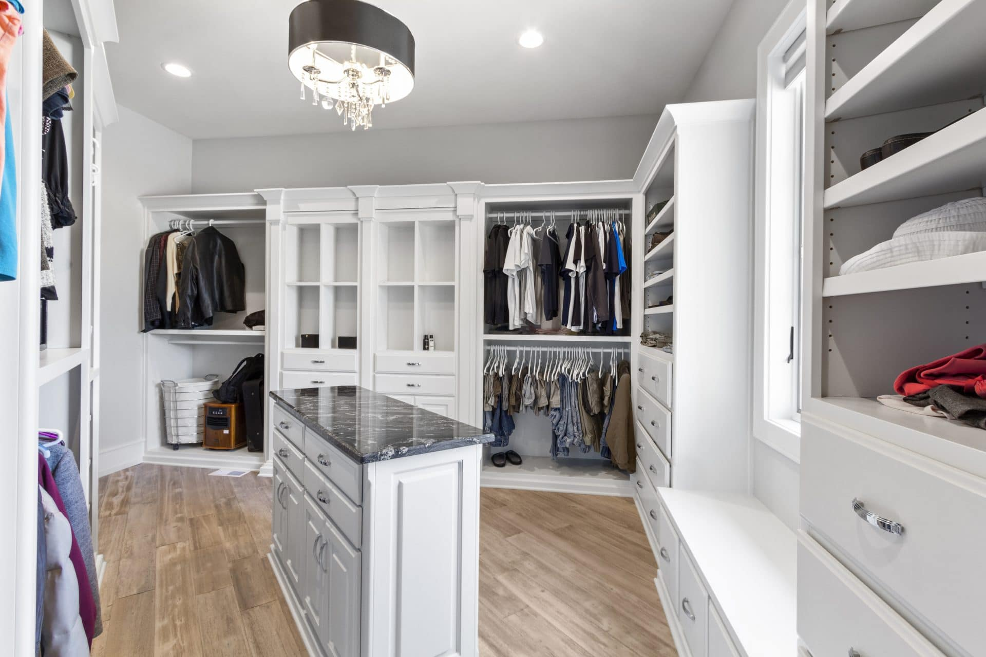 Add stylish door fronts