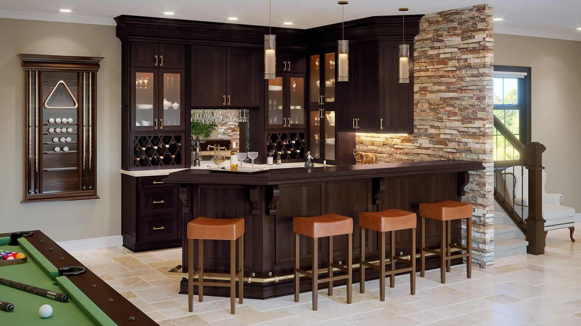 Everything You Need To Know About Espresso Cabinets Cabinetcorp